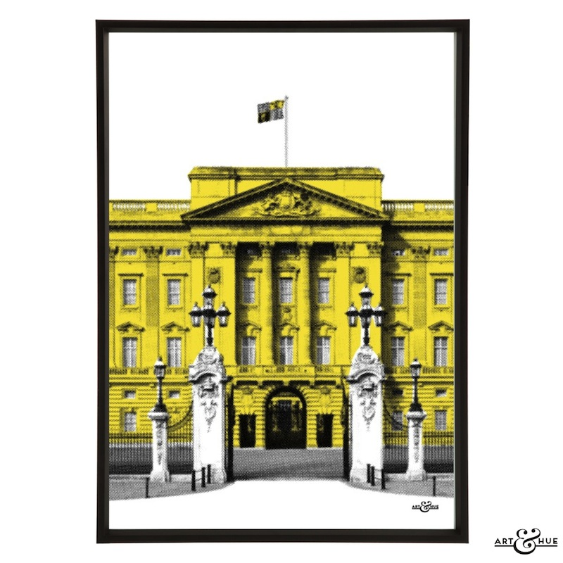 Buck House Frame