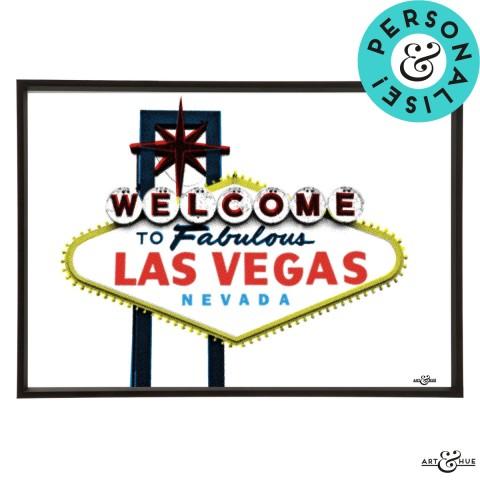 Las Vegas Frame