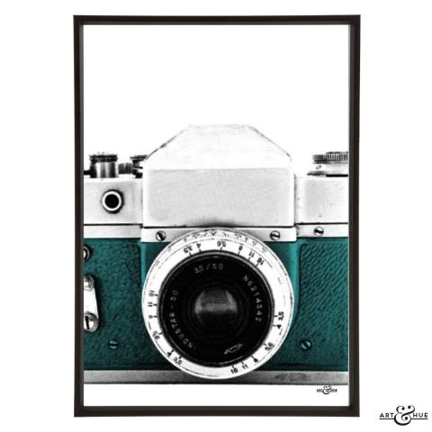 Midmod Camera Frame