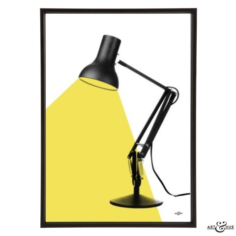 Midmod Lamp Frame