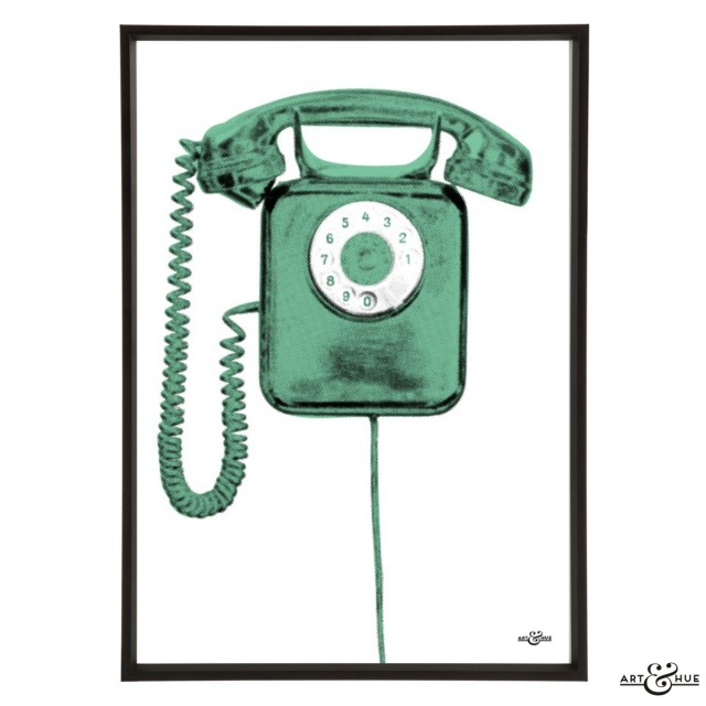 Midmod Phone Frame