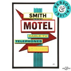 Motel Deanos Smith Frame