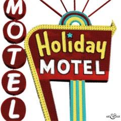 Motel Holiday CloseUp