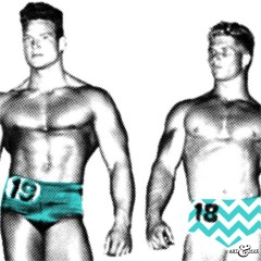 Muscle Pageant Pair 1 CloseUp