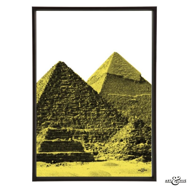 Pyramids Frame