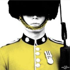 Queens Guard CloseUp