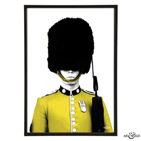 Queens Guard Frame