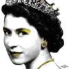 The Queen CloseUp