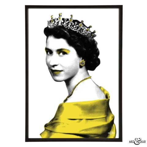 The Queen Frame