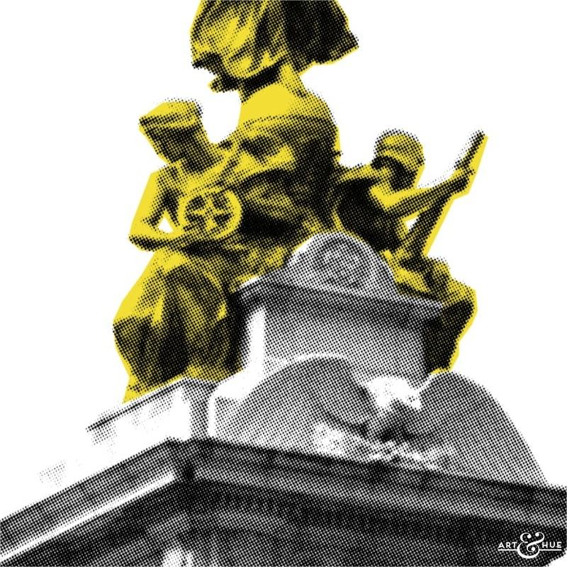 Victoria Memorial CloseUp