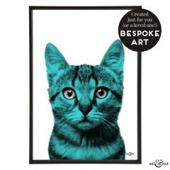 Bespoke Frame Cat
