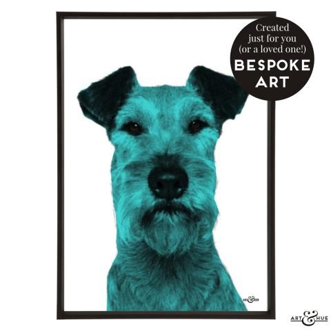 Bespoke Frame Dog