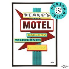 Motel Deanos Frame