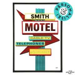 Motel Deanos Smith Frame