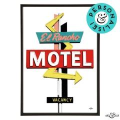 Motel Rancho Frame