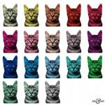 Colour Options Bespoke Portrait