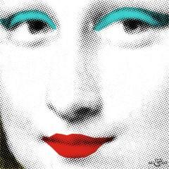 Museum Mona Lisa detail