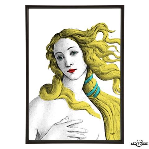 Museum Venus Botticelli