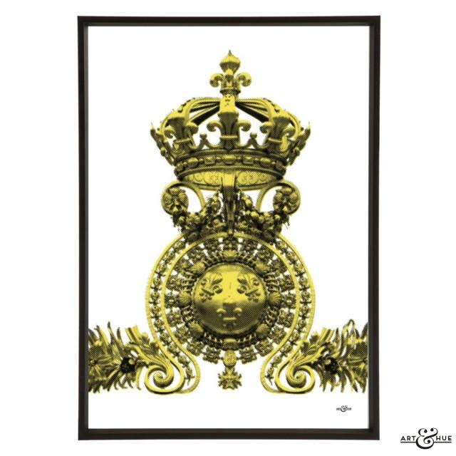 Versailles Crown Frame