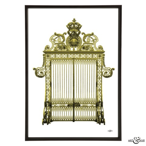 Versailles Gates Frame