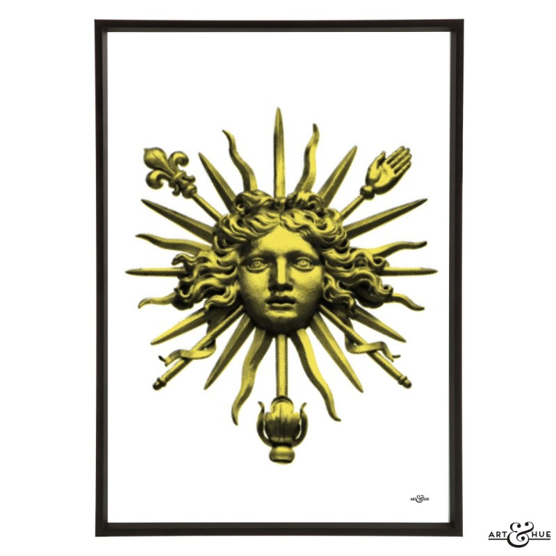 Versailles Sun King Frame