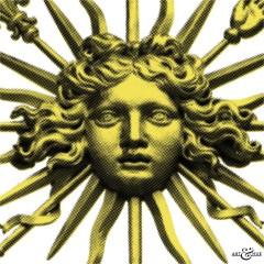 Versailles Sun King close