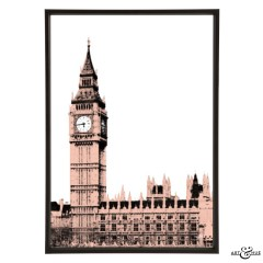 Vox Pop Parliament OneColour Frame