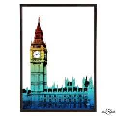Vox Pop Parliament Rainbow Frame