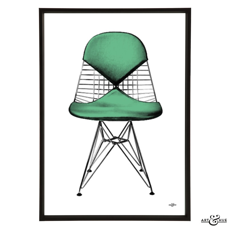 MidCentury Chair Eames Frame
