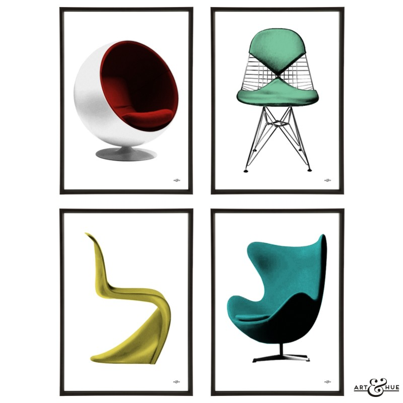 MidCentury Chair Group
