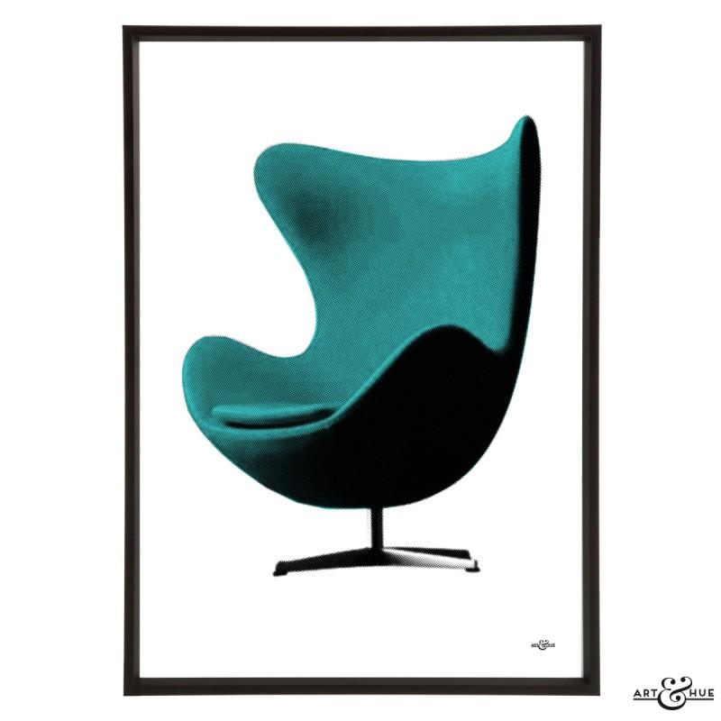 MidCentury Chair Jacobsen Frame