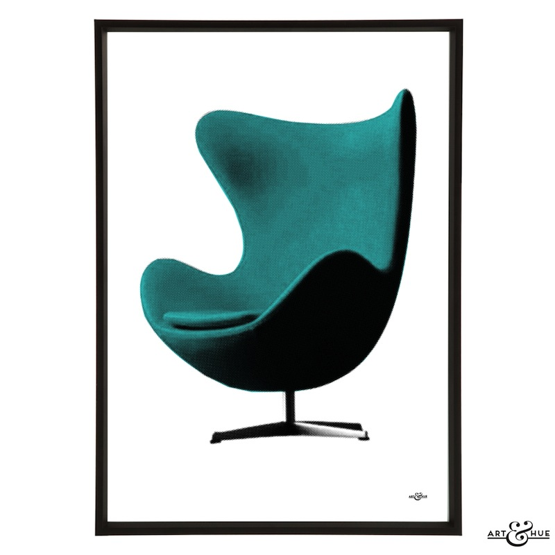MidCentury Chair Jacobsen Frame