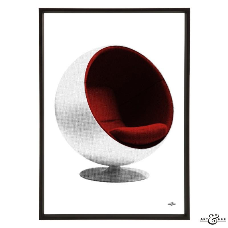MidCentury Chair Eero Aarnio
