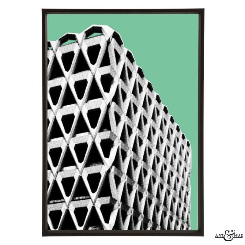 Brutalism Welbeck Frame