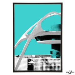 JetSet Airport LAX Frame