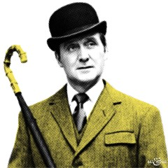 Fashion Icon John Steed