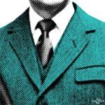 Fashion Icon John Steed