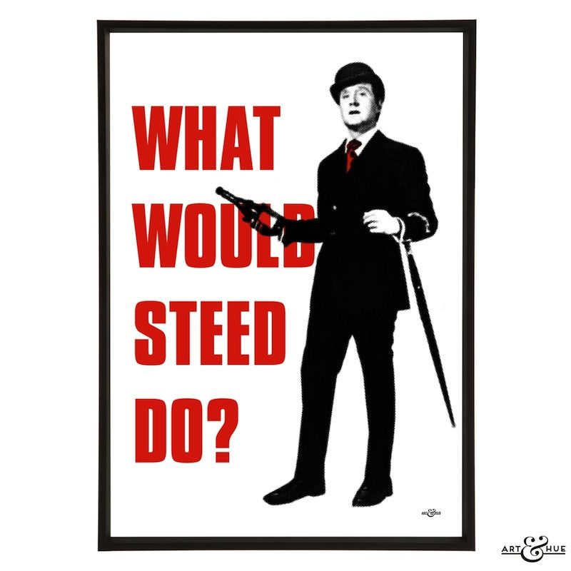 What Would Steed Do