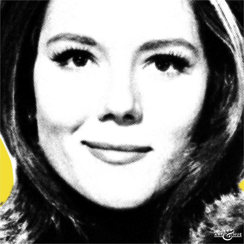 Emma Peel The Avengers Graphic Pop Art Art Amp Hue