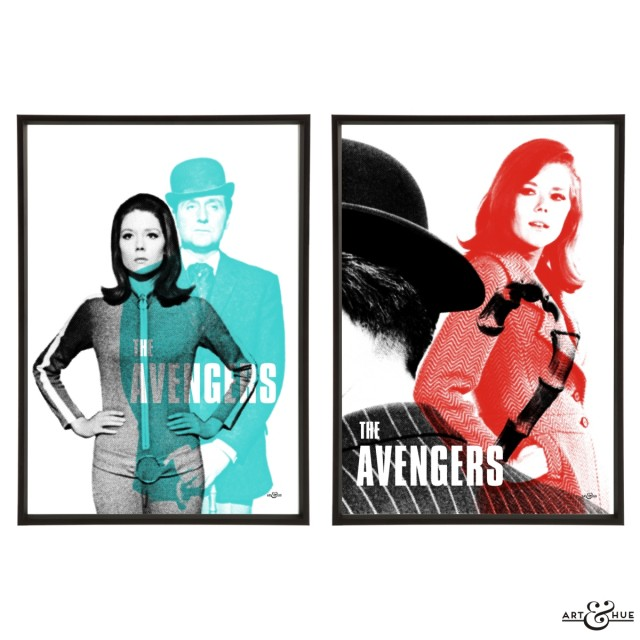 The Avengers Pair