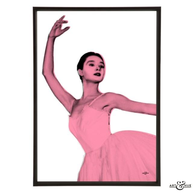 Audrey Ballet Think Pink