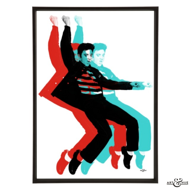 Elvis Presley Rock Pop Art
