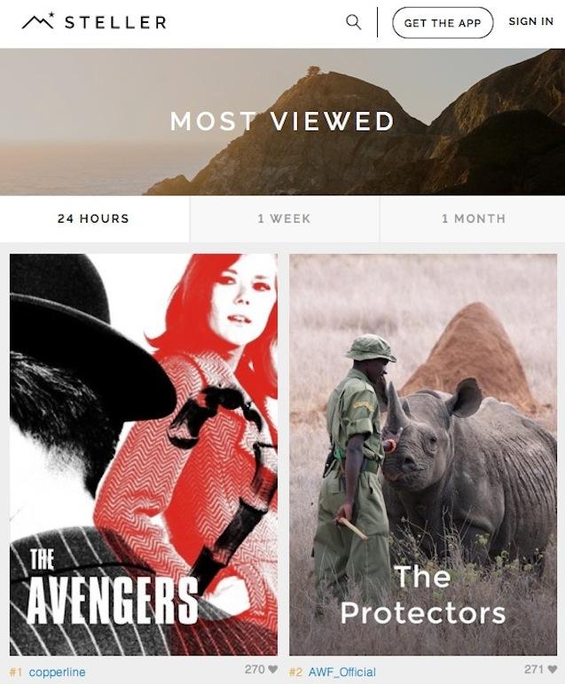 Steller Story The Avengers