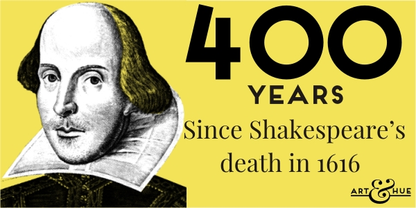 2016_Year_of_AnniversariesMailShakespeare