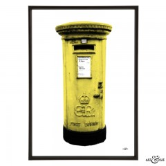 Post-Box-Yellow