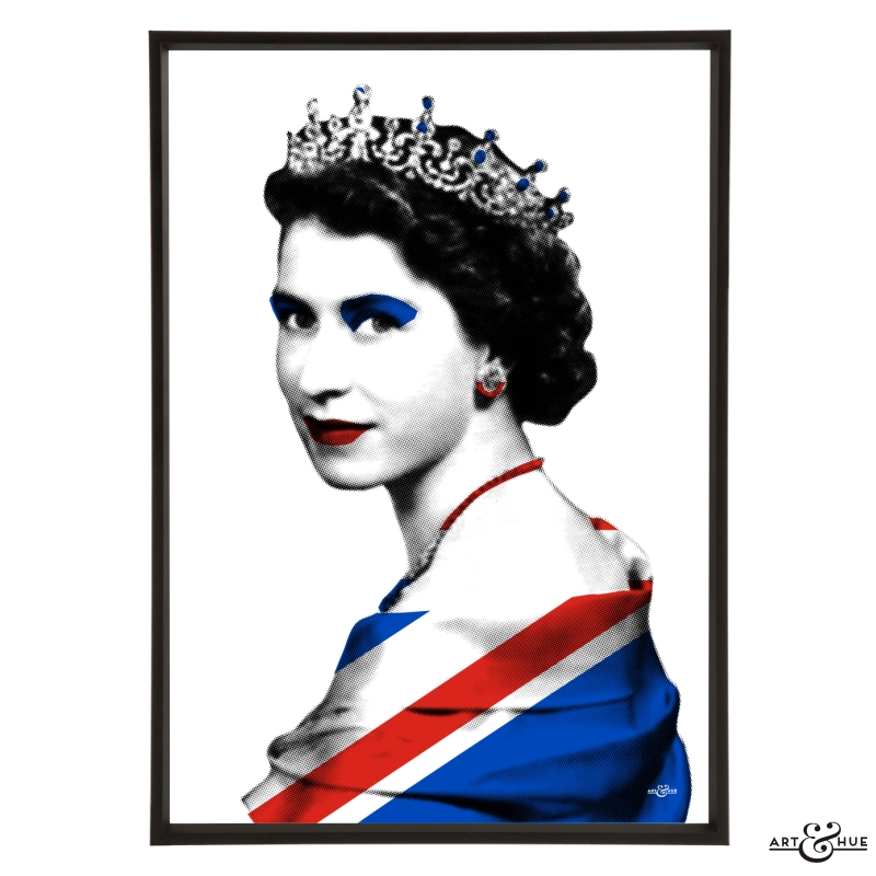 Queen-Frame-Union-Jack