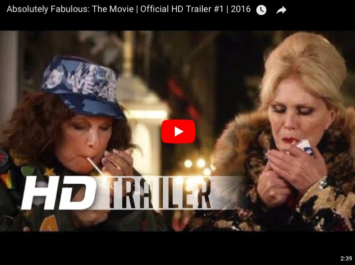 Ab Fab The Movie Trailer