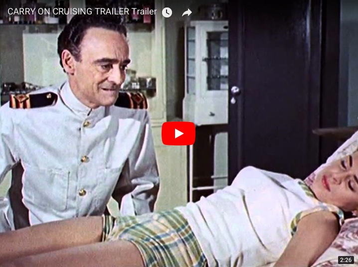 Carry On Cruising Trailer YouTube