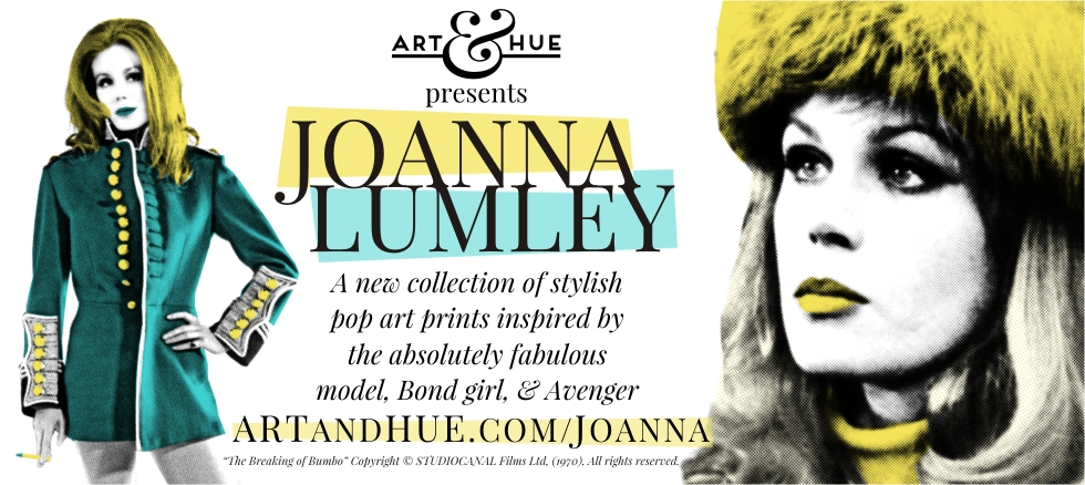 Art & Hue presents Joanna Lumley