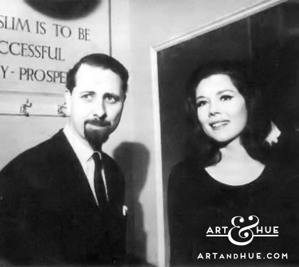 Brian_Clemens_and_Diana_Rigg